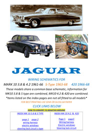 The international jaguar s type register forum s type jaguar s type 1963 68 wiring schematics in pdf format asfbconference2016 Image collections